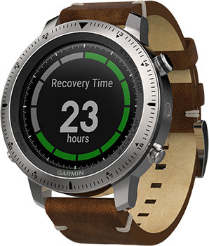 мужские часы Garmin 010-01957-00. Коллекция Fenix Chronos