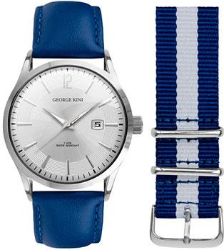Наручные  мужские часы George Kini GK.11.1.1S.17. Коллекция Gents Collection