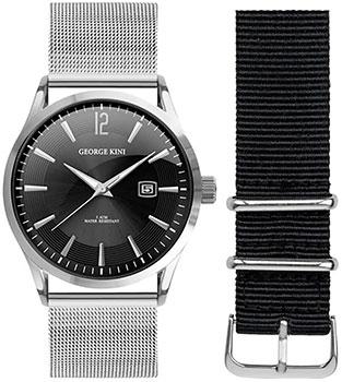 fashion наручные  мужские часы George Kini GK.11.1.2S.21. Коллекция Gents Collection.