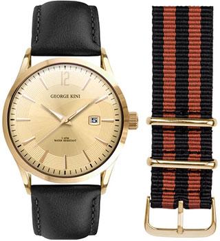 fashion наручные  мужские часы George Kini GK.11.2.4Y.16. Коллекция Gents Collection.