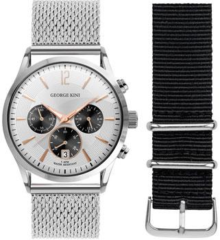 fashion наручные  мужские часы George Kini GK.12.1.1RB.21. Коллекция Gents Collection.