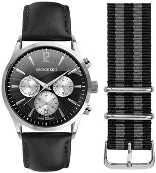 fashion наручные  мужские часы George Kini GK.12.1.2SS.16. Коллекция Gents Collection.