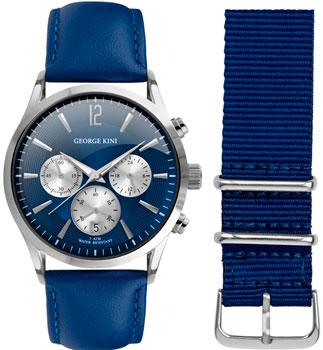 Наручные  мужские часы George Kini GK.12.1.3SS.17. Коллекция Gents Collection