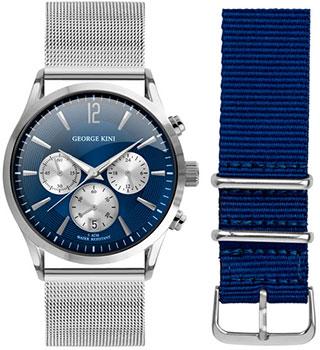 fashion наручные  мужские часы George Kini GK.12.1.3SS.21. Коллекция Gents Collection.