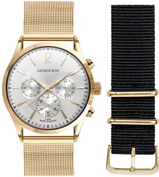 fashion наручные  мужские часы George Kini GK.12.2.1Y.23. Коллекция Gents Collection.