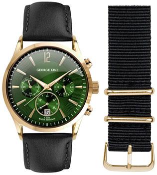 Наручные  мужские часы George Kini GK.12.2.5Y.16. Коллекция Gents Collection