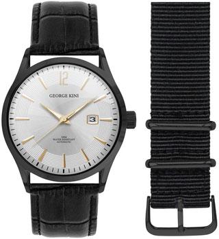 fashion наручные  мужские часы George Kini GK.19.B.1Y.1.2.0. Коллекция Gents Collection.