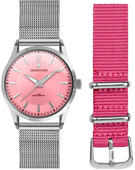 fashion наручные  женские часы George Kini GK.23.1.7S.21. Коллекция Ladies Collection