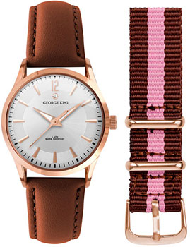 fashion наручные  женские часы George Kini GK.23.3.1R.112. Коллекция Ladies Collection