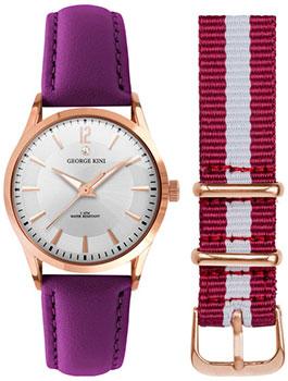 fashion наручные  женские часы George Kini GK.23.3.1R.114. Коллекция Ladies Collection