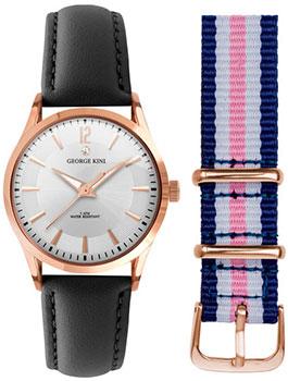 fashion наручные  женские часы George Kini GK.23.3.1R.16. Коллекция Ladies Collection