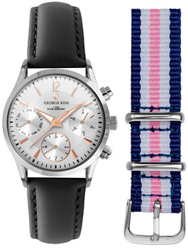 fashion наручные  женские часы George Kini GK.24.1.1R.16. Коллекция Ladies Collection.