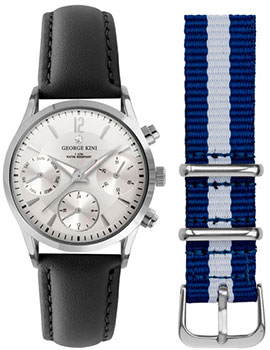 fashion наручные  женские часы George Kini GK.24.1.1S.16. Коллекция Ladies Collection
