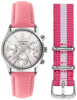fashion наручные  женские часы George Kini GK.24.1.1S.18. Коллекция Ladies Collection.