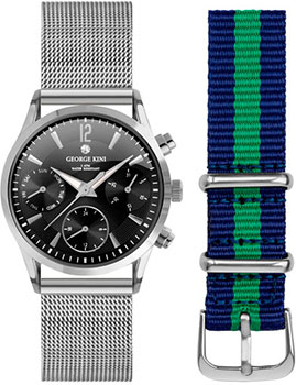 fashion наручные  женские часы George Kini GK.24.1.2S.21. Коллекция Ladies Collection