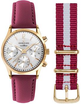 fashion наручные  женские часы George Kini GK.24.2.1Y.110. Коллекция Ladies Collection