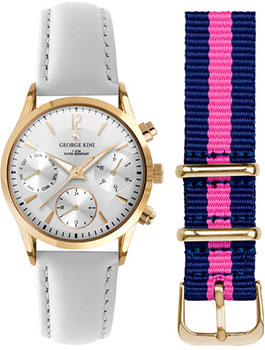 fashion наручные  женские часы George Kini GK.24.2.1Y.15. Коллекция Ladies Collection