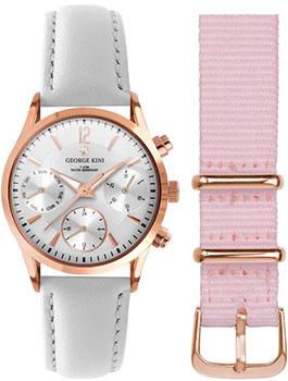 fashion наручные  женские часы George Kini GK.24.3.11R.15. Коллекция Ladies Collection