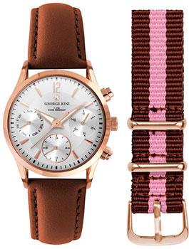 fashion наручные  женские часы George Kini GK.24.3.1R.112. Коллекция Ladies Collection