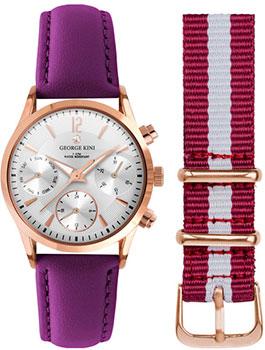 fashion наручные  женские часы George Kini GK.24.3.1R.114. Коллекция Ladies Collection