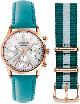 fashion наручные  женские часы George Kini GK.24.3.1R.17. Коллекция Ladies Collection