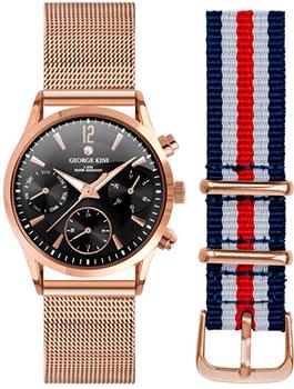 fashion наручные  женские часы George Kini GK.24.3.2R.22. Коллекция Ladies Collection