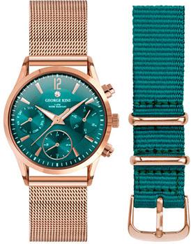 fashion наручные  женские часы George Kini GK.24.3.3R.22. Коллекция Ladies Collection