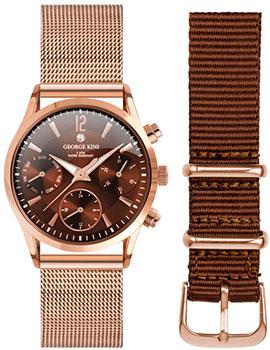 fashion наручные  женские часы George Kini GK.24.3.6R.22. Коллекция Ladies Collection