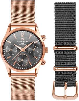 fashion наручные  женские часы George Kini GK.24.3.9R.22. Коллекция Ladies Collection