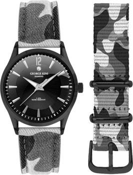 fashion наручные  женские часы George Kini GK.25.B.9S.4.1.0. Коллекция Ladies Collection