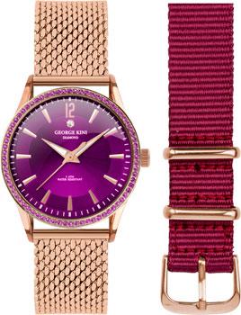 fashion наручные  женские часы George Kini GK.25.R.10R.2.R.10. Коллекция Ladies Collection