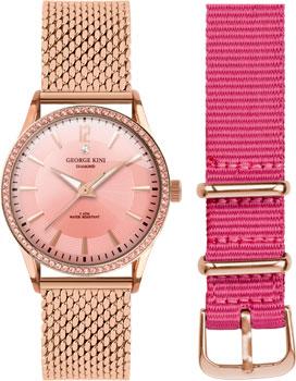 fashion наручные  женские часы George Kini GK.25.R.15R.2.R.15. Коллекция Ladies Collection