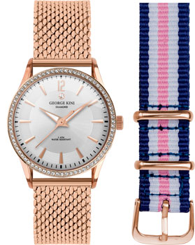 fashion наручные  женские часы George Kini GK.25.R.1R.2.R.1. Коллекция Ladies Collection