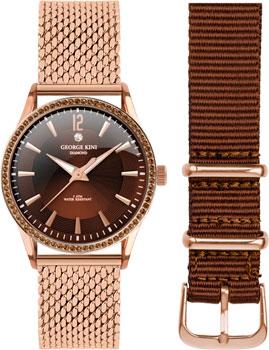 fashion наручные  женские часы George Kini GK.25.R.3R.2.R.3. Коллекция Ladies Collection