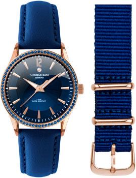 fashion наручные  женские часы George Kini GK.25.R.4R.1.4.4. Коллекция Ladies Collection