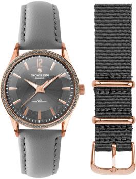 fashion наручные  женские часы George Kini GK.25.R.9R.1.9.9. Коллекция Ladies Collection
