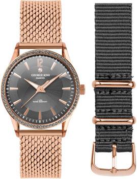 fashion наручные  женские часы George Kini GK.25.R.9R.2.R.9. Коллекция Ladies Collection