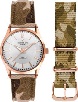 fashion наручные  женские часы George Kini GK.25.R.9R.4.3.0. Коллекция Ladies Collection