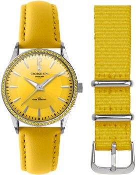 fashion наручные  женские часы George Kini GK.25.S.14S.1.14.14. Коллекция Ladies Collection