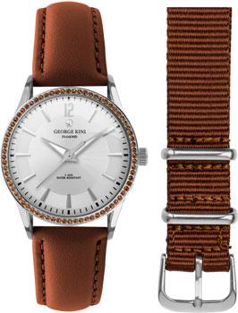 fashion наручные  женские часы George Kini GK.25.S.1S.1.3.3. Коллекция Ladies Collection