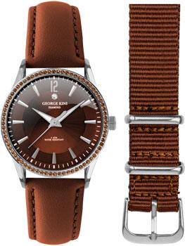 fashion наручные  женские часы George Kini GK.25.S.3S.1.3.3. Коллекция Ladies Collection