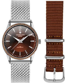fashion наручные  женские часы George Kini GK.25.S.3S.2.S.3. Коллекция Ladies Collection