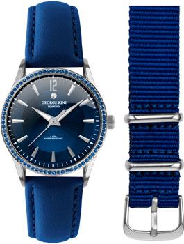 fashion наручные  женские часы George Kini GK.25.S.4S.1.4.4. Коллекция Ladies Collection