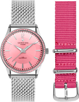 fashion наручные  женские часы George Kini GK.25.S.7S.2.S.7. Коллекция Ladies Collection
