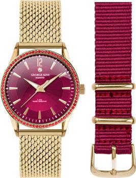 fashion наручные  женские часы George Kini GK.25.Y.12Y.2.Y.6. Коллекция Ladies Collection