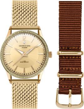 fashion наручные  женские часы George Kini GK.25.Y.8Y.2.Y.8. Коллекция Ladies Collection
