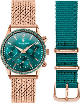 fashion наручные  женские часы George Kini GK.26.R.11R.2.R.11. Коллекция Ladies Collection