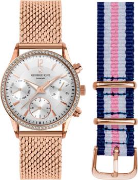 fashion наручные  женские часы George Kini GK.26.R.1R.2.R.1. Коллекция Ladies Collection.