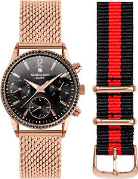 Наручные  женские часы George Kini GK.26.R.2R.2.R.2. Коллекция Ladies Collection
