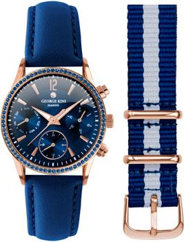 fashion наручные  женские часы George Kini GK.26.R.4R.1.4.4. Коллекция Ladies Collection